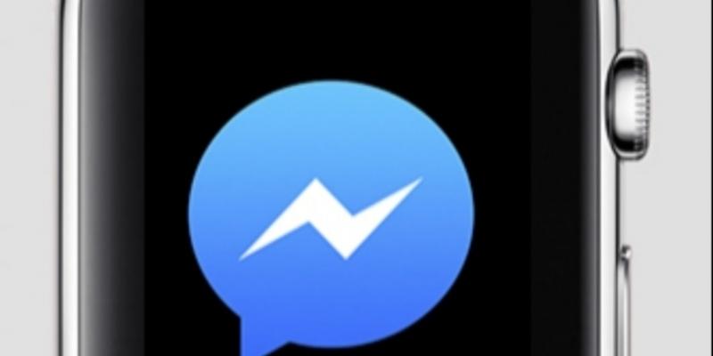 Odpowiedz na wiadomości Facebook Messenger z Apple Watch